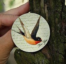 Odznaky/Brošne - For You - 5530294_