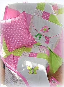 Úžitkový textil - Prehoz z kolekcie Alia 110x200cm - 5534688_