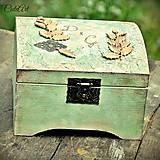 Nádoby - Šálky v krabici - sada 4 ks - 5533660_