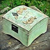 Nádoby - Šálky v krabici - sada 4 ks - 5533672_