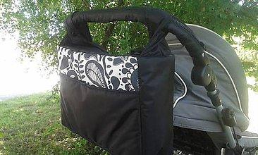 Veľké tašky - Tašky nielen na kočíky - 5535023_