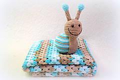 Textil - Deka detská - 5538369_