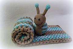 Textil - Deka detská - 5538392_