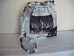 Veľké tašky - Pismenková - veľká taška - 5537420_