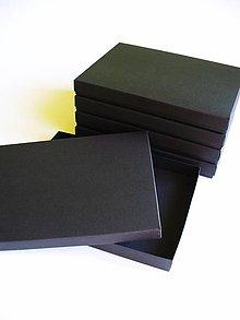 Krabičky - čierna - 5538915_