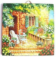 Obrázky - Obrázok Zakvitnutá záhrada 1 - 5540111_