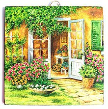 Obrázky - Obrázok Zakvitnutá záhrada 2 - 5540121_