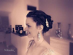 Ozdoby do vlasov - Veselica - hrebienok - 5540896_