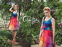 Šaty - CRYSTAL RAINBOW - šaty - 5539078_