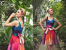 Šaty - CRYSTAL RAINBOW - šaty - 5539080_
