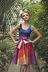 Šaty - CRYSTAL RAINBOW - šaty - 5539084_