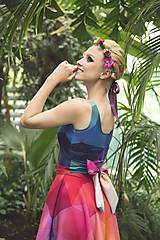 Šaty - CRYSTAL RAINBOW - šaty - 5539086_