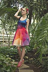 Šaty - CRYSTAL RAINBOW - šaty - 5539087_