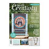 - Creativity časopis č. 59 Jún 2015+ 3 darčeky - 5543136_