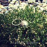 Prstene - Kvapka rosy... - 5543003_