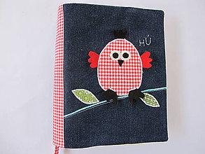Papiernictvo - Obal na knihu- múdra sovička - 5543500_
