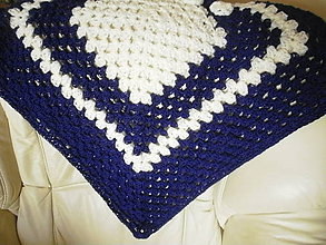 Textil - Deka pre malého námorníka - 5544608_