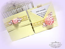 Papiernictvo - Pastelová hortenzia... - 5542413_