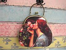 Kabelky - The soul of the rose - kabelečka - 5542563_