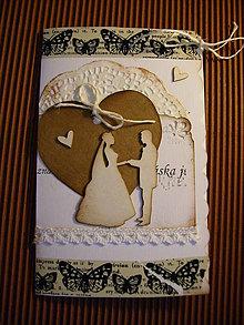 Darčeky pre svadobčanov - svadobná - 5542229_