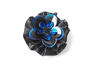 Odznaky/Brošne - Madame Magnolia (brooch) - 5546297_