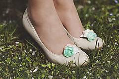Obuv - Ozdoby na topánočky \