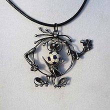 Náhrdelníky - Rákosníček.....perleť - 5548487_