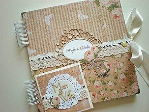 Papiernictvo - Svadobný album Paris - 5550402_