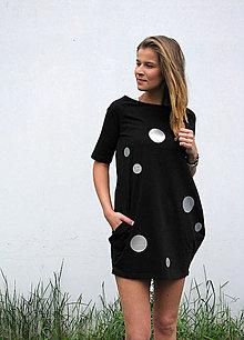 Šaty - FNDLK úpletové šaty 28 BRkL - 5550587_