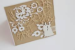 - Ľudová svadobná pohľadnica - 5550364_