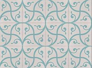 Dekorácie - Dlažba,obklad TOLEDO 303 - 20 x 20 x 1,6 cm - 1 ks - 5550600_