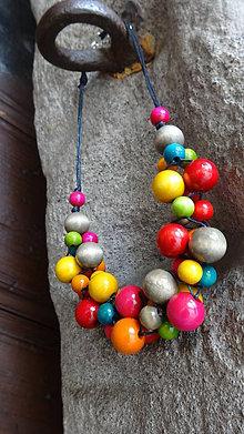 Náhrdelníky - Summer fresh fruits 3 - veľ.M - 5552031_