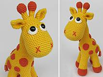Návody a literatúra - Žirafka Neli - návod - 5554933_