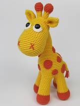 Návody a literatúra - Žirafka Neli - návod - 5554935_