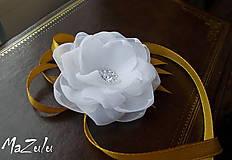 - svadobný náramok pre družičku & iné odtiene - 5554796_