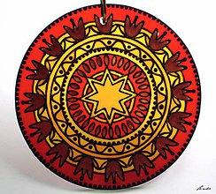 Dekorácie - Mandala Hravosti - 5554995_