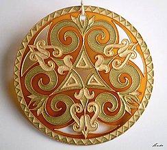 Dekorácie - Mandala Ornament - 5555254_