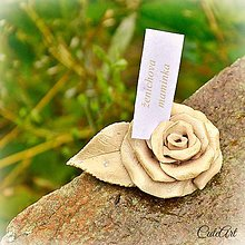 Darčeky pre svadobčanov - Darčeky pre svadobných hostí - menovky - 5557982_
