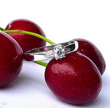 Prstene - ako tie čerešne... - 5557504_