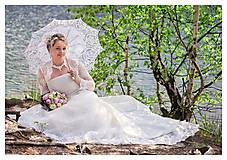 Sady šperkov - Svadobná sada - 5558910_