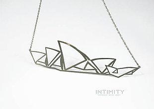 Náhrdelníky - náhrdelník Sydney - 5562728_