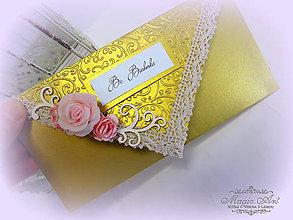 Papiernictvo - Zlatá bakalárka... - 5562199_