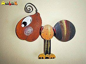 Magnetky - Magnetka - mravček - 5564286_