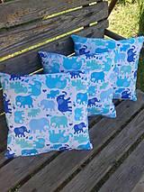 Úžitkový textil - obliečky 35 x 35 - 5564635_