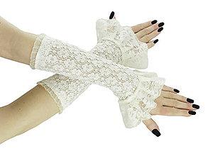 Rukavice - Spoločenské dámské rukavice  ccb9ce02112