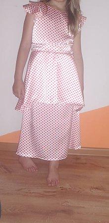 Šaty - malé dievčenské spoločenské - 5568096  cc45769f888