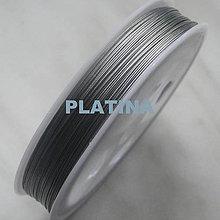 Galantéria - Nylon.lanko 0,45mm-cca 70m - 5567364_