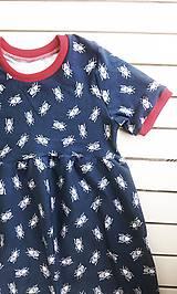 Detské oblečenie - Šatočky s chrobákmi - 5571319_