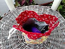 Taštičky - motýlia taštička - 5568510_