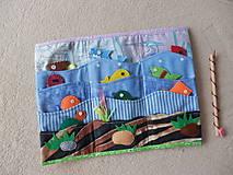 Hračky - Poďme chytať rybičky - 5573458_